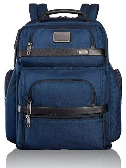"Tumi Alpha 2, Mochila T-pass® business class brief pack®, 15"" portatíl, Navy Black, 026578NVYD2"