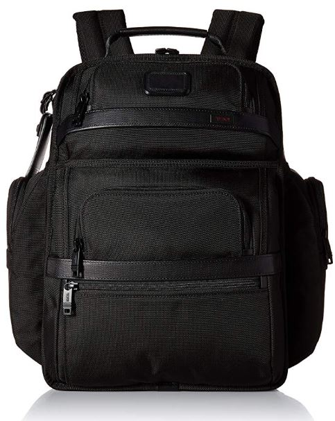 Tumi T-pass Business Class Brief Pack, Mochila, Negro, 026578D2