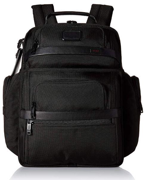 Tumi T-pass Business Class Brief Pack, Mochila, Negro, 026578D2