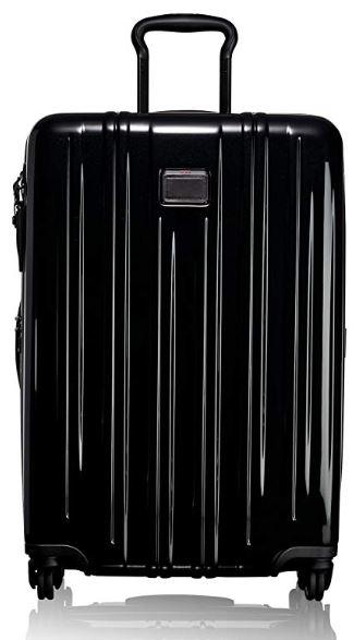 Tumi V3, Maleta expandible, 66 cm, 59 L, Black, 0228264D
