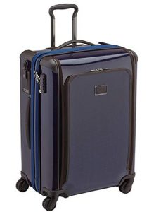 tumi trolley tegra lite azul vista general