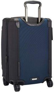 Tumi Alpha 2 equipaje de mano diseño trasero