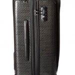 Tumi maleta Tegra Lite Schwarz grafito diseño lateral