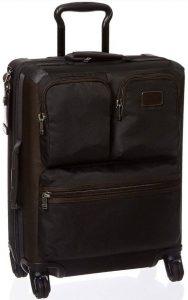 Tumi maleta hickory negra vista general