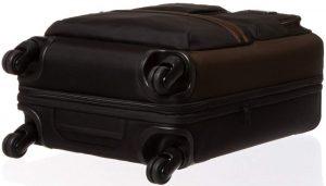 Tumi maleta hickory negra ruedas de giro
