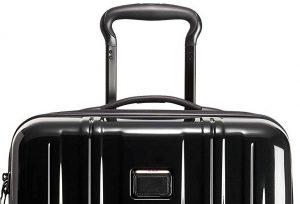tumi maleta v3 negra diseño superior