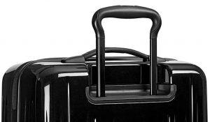 tumi maleta v3 negra asa telescópica