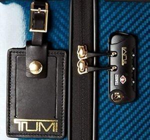 Tumi Tegra Lite azul TSA