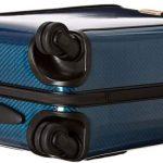 Tumi Tegra Lite azul ruedas