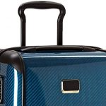 Tumi Tegra Lite azul diseño frontal