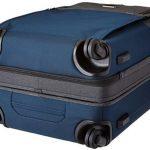 maleta_tumi trolley Alpha 2 azul/gris ruedas