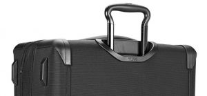 maleta tumi trolley alpha 2 negra agarradera