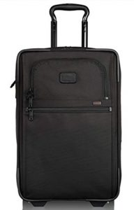 tumi trolley alpha 2 negro 022020d2 vista general