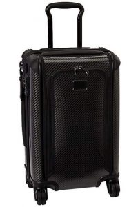 Tumi trolley tegra lite negra vista general