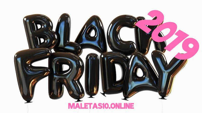 black friday maletas