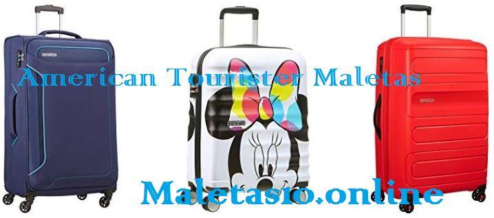 american tourister maletas