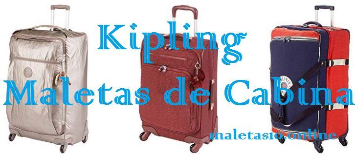 kipling maletas de cabina