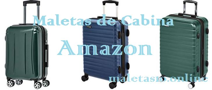 maletas de cabina amazon