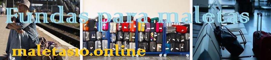 fundas para maletas