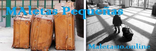 maletas pequeñas baratas