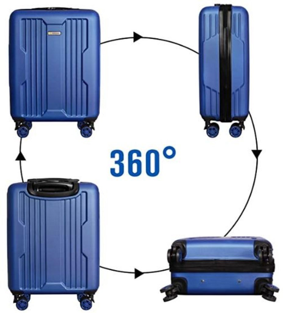elegir maleta de cabina